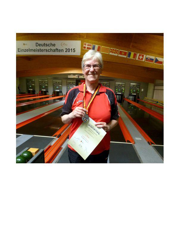 Senioren B, 2. Platz, DM, Öhringen 2015